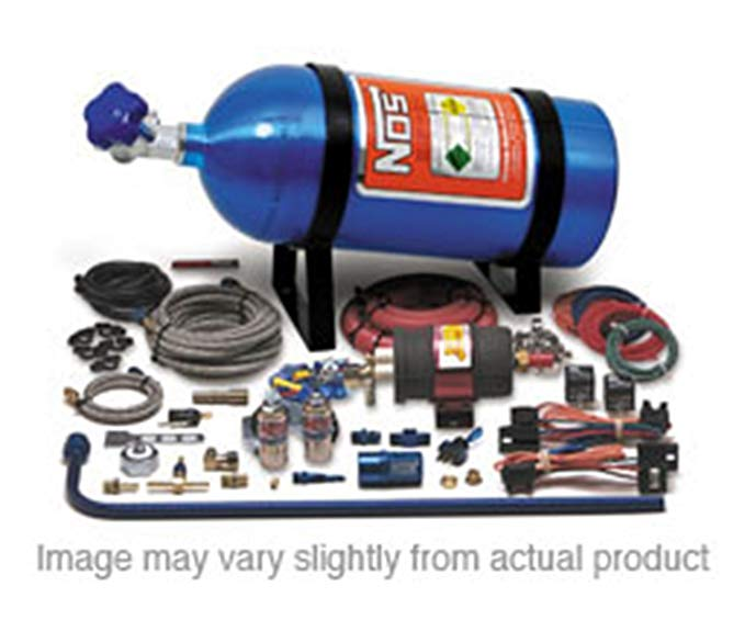 NOS 05177NOS Dry エレクトロニック Fuel Injected Nitrous System (海外取寄せ品)