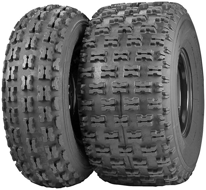 ITP Holeshot 4 Ply 20-11.00-9 ATV Tire (海外取寄せ品)