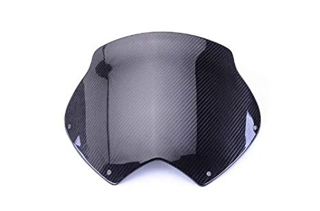 Bestem CBCA-RS-WSD-MT カーボン ファイバー Windshield RS ハイクオリティ 海外取寄せ品 for Spyder 豊富な品 Can-Am