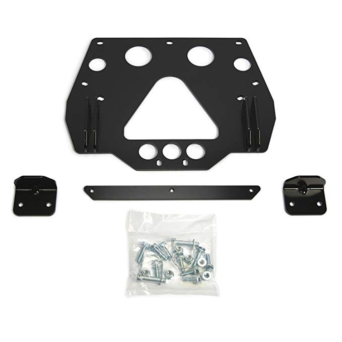 Warn 95848 Plow Mount キット フィット Polaris Ace Plow Mount キット (海外取寄せ品)