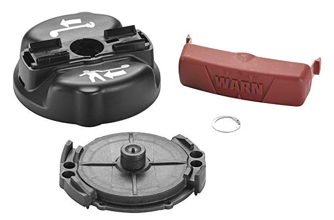 WARN 100440 Clutch ダイヤル Service キット for ProVantage (海外取寄せ品)