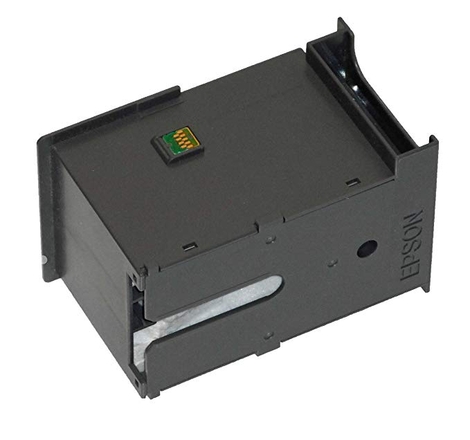 OEM エプソン Epson Maintenance キット Ink Toner Waste Assembly シップ with Workforce WF-3620, WF-3620DWF, WF-3640, WF-3640DTWF (海外取寄せ品)