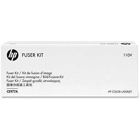 HP カラー LASERJET CP5525 110V FUSER キット - CE977A (海外取寄せ品)
