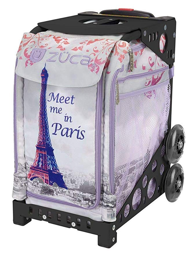 ZUCA Meet Me in パリ スポーツ インサート Bag (Frames ソールド Separately) #1741 (海外取寄せ品)