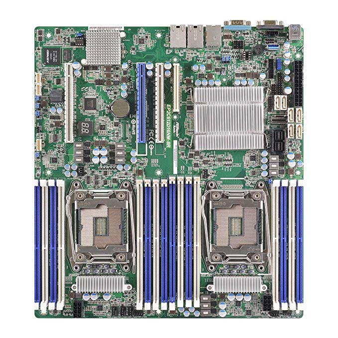 ASRock Rack Motherboard EP2C612D16NM-8R (海外取寄せ品)