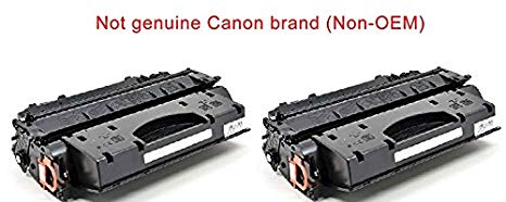 2 compatible リプレイスメント Cannon imageCLASS LBP-6670dn ブラック printer ink toner cartridge to replace キャノン Canon Cart 319 II (3480B003AA) for I-sensys LBP6670dn laser printer (海外取寄せ品)