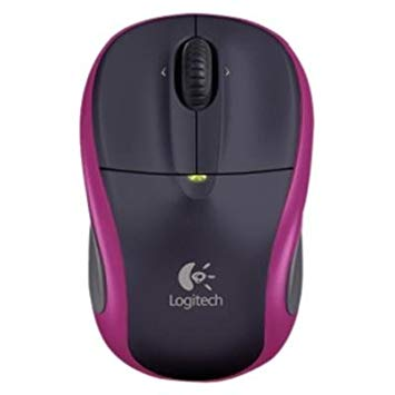M305 Wireless NB Mouse(VIOLET) (海外取寄せ品)