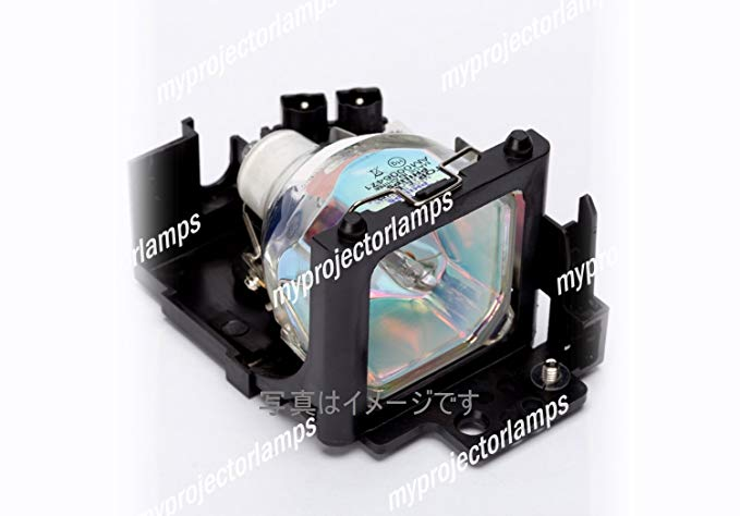 Projector Lamp Assembly with Genuine Original Osram P-VIP Bulb Inside. D8050W-3D Vivitek Projector Lamp Replacement