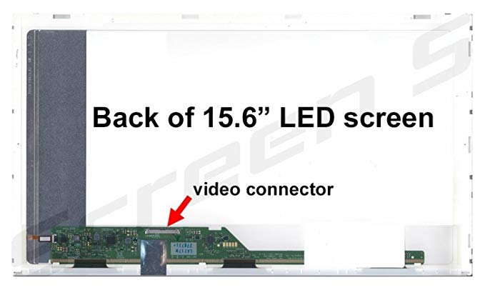 TOSHIBA SATELLITE C55-A5308 リプレイスメント スクリーン for Laptop LED HD Glossy (海外取寄せ品)[汎用品]