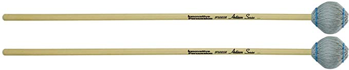 Innovative Percussion Artisan IP5005R Hard Marimba Mallets Rattan (海外取寄せ品)
