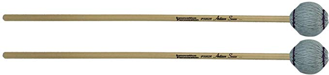 Innovative Percussion Artisan IP5002R Medium ソフト Marimba Mallets Rattan (海外取寄せ品)