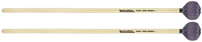 Innovative Percussion Sandi Rennick IP4007 Hard Vibe Mallets (海外取寄せ品)