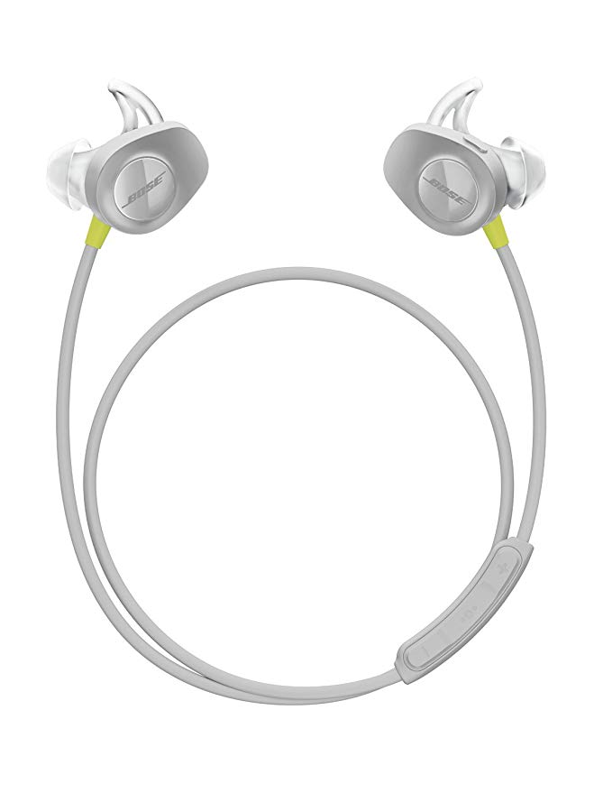 Bose SoundSport Wireless Headphones, シトロン (海外取寄せ品)
