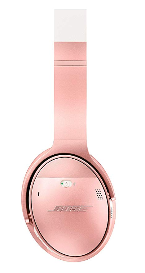 Bose QuietComfort 35 II Wireless ブルートゥース Headphones, Noise-Cancelling, with Alexa voice control, enabled with Bose AR ? ローズ ゴールド 『海外取寄せ品』