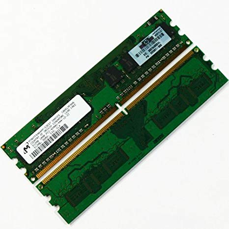 HP 512MB DDR2 PC4200 メモリ memory Upgrade キット from Micron (PY105AA#ABA) (海外取寄せ品)