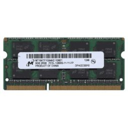 8GB Hewlett Packard PC3-12800 DDR3-1600 204-ピン SDRAM SODIMM (海外取寄せ品)
