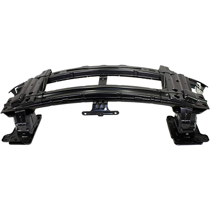 Bumper Reinforcement for Saturn Vue 08-10 フロント Impact Bar スチール プライム (海外取寄せ品)[汎用品]