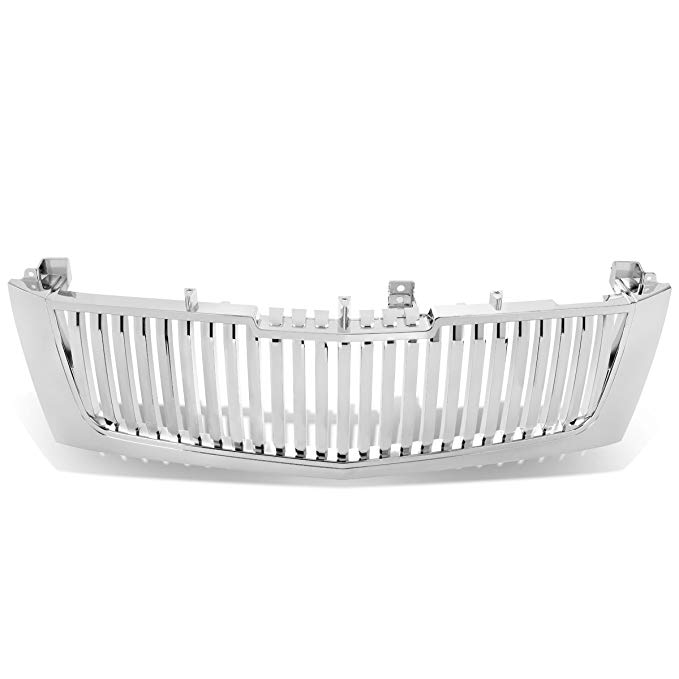 DNA Motoring GRF-001-CH フロント Bumper Grille Guard [For 02-06 Cadillac エスカレード ESV/EXT] (海外取寄せ品)[汎用品]