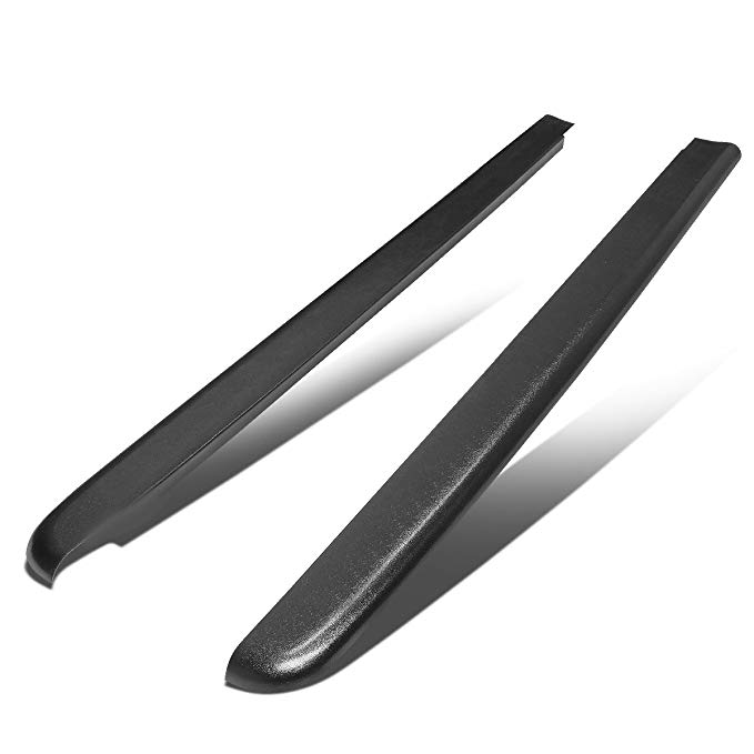 DNA Motoring BEDC-NS-017 Left+Right Truck Bed レール キャップ [For 07-13 GMC Sierra 5.8Ft Bed] (海外取寄せ品)[汎用品]