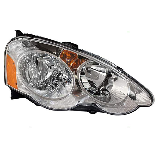 Passengers Headlight Headlamp リプレイスメント for Acura 33101-S6M-A01 (海外取寄せ品)[汎用品]