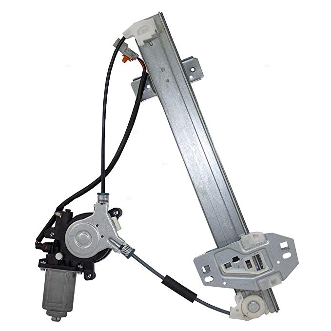 Passengers Rear Power ウィンドウ Lift レギュレーター with モーター Assembly リプレイスメント for Acura 72710-SZ3-A03 (海外取寄せ品)[汎用品]