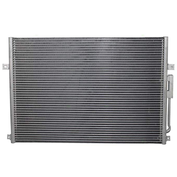 A/C AC Condenser Cooling Assembly リプレイスメント for Jeep SUV 55115918AE (海外取寄せ品)[汎用品]