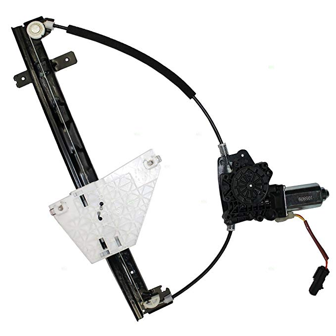 Passengers Rear Power ウィンドウ Lift レギュレーター with モーター Assembly リプレイスメント for Jeep 55363284AD (海外取寄せ品)[汎用品]