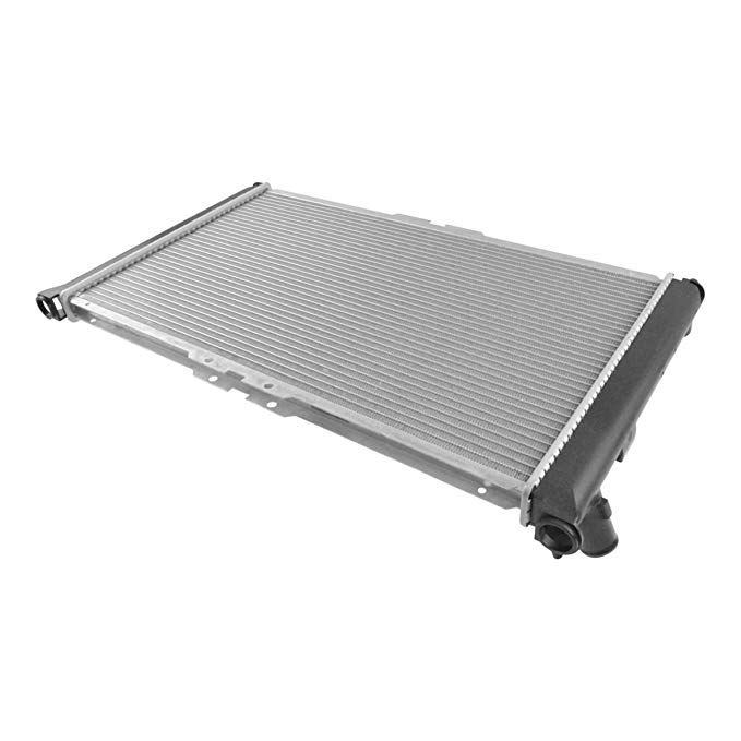 Radiator Assembly Aluminum Core ダイレクト フィット for 95-02 Mazda Millenia (海外取寄せ品)