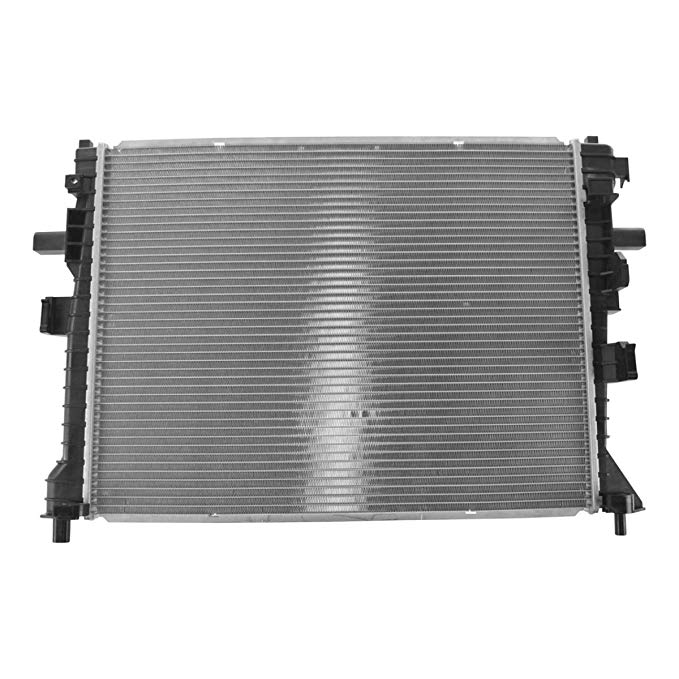 Radiator Assembly Aluminum Core ダイレクト フィット for 06-11 Ford Mercury Lincoln (海外取寄せ品)