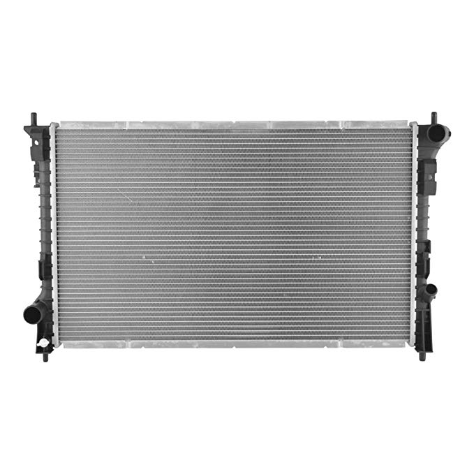 Radiator Assembly Plastic Tanks Aluminum Core for Ford エッジ Lincoln MKX (海外取寄せ品)