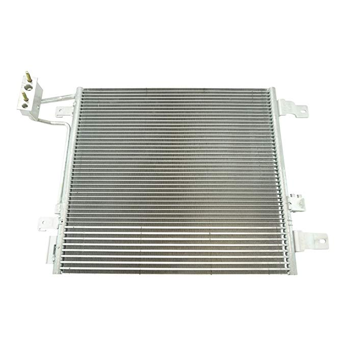 AC Condenser A/C エアー Conditioning for 07-11 Jeep Wrangler 3.8L Truck SUV (海外取寄せ品)