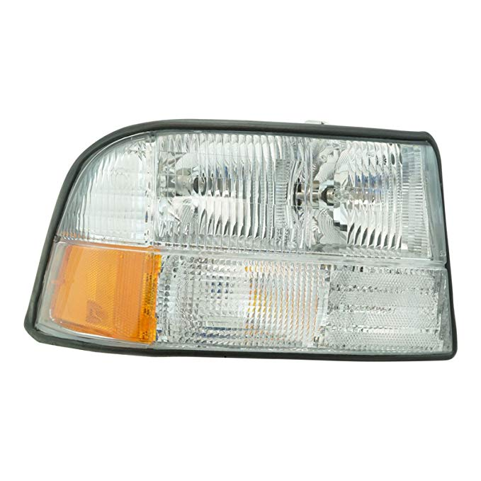Headlight Headlamp Passenger Side Right RH for GMC Jimmy S-15 Truck (海外取寄せ品)