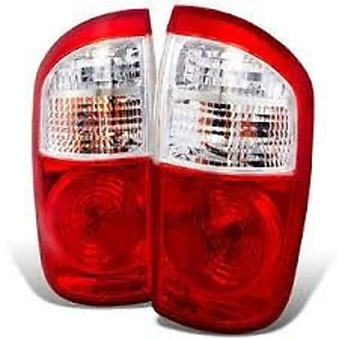 04-06 Toy TUNDRA Double / Crew Cab 4Dr.Tail ランプ / Tail Light Right & Left セット (海外取寄せ品)[汎用品]