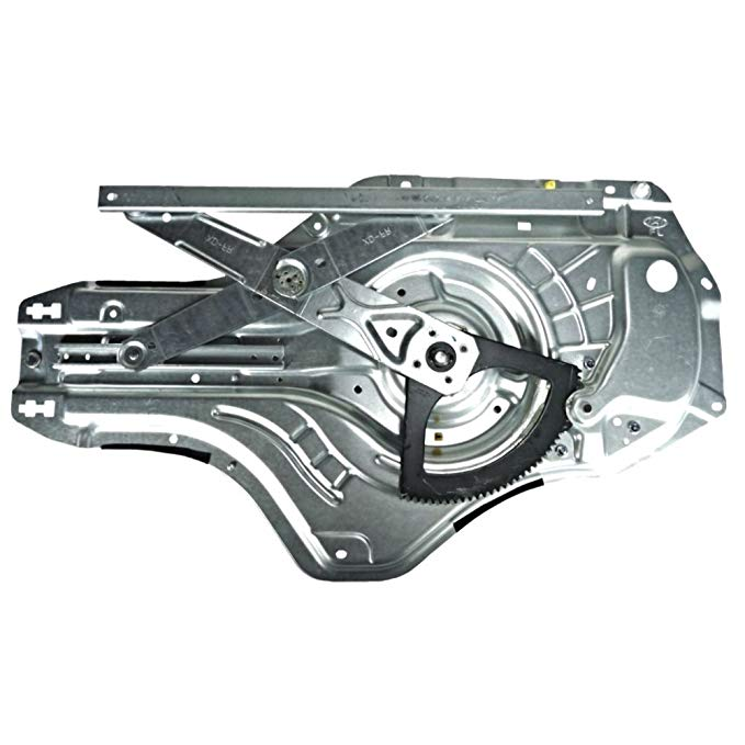 Aftermarket フィット 01-06 Hy Elantra Power ウィンドウ レギュレーター Without モーター フロント Right Passenger (海外取寄せ品)[汎用品]