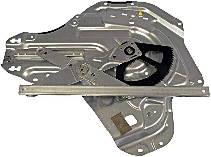 Aftermarket フィット 01-06 Hy Elantra Hatchback Power ウィンドウ レギュレーター Without モーター Rear Right Passenger (海外取寄せ品)[汎用品]