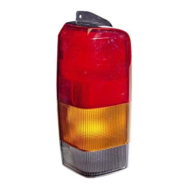 1997-2001 Jeep Cherokee Taillight Taillamp Rear Brake Tail Light ランプ セット ペア Right Passenger AND Left ドライバー Side (2001 01 2000 00 1999 99 1998 98 1997 97) (海外取寄せ品)[汎用品]