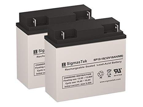 Para Systems Minuteman PX 10/1.4 UPS リプレイスメント Batteries - セット of 2 (海外取寄せ品)[汎用品]