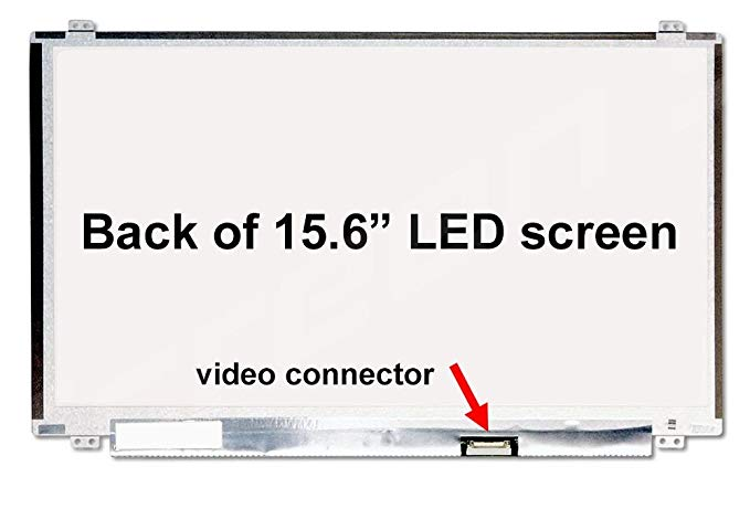 Compatible with HP スターウォーズ Star wars 15-an050nr N5R61UA New リプレイスメント LCD スクリーン for Laptop LED Full HD マット (海外取寄せ品)[汎用品]