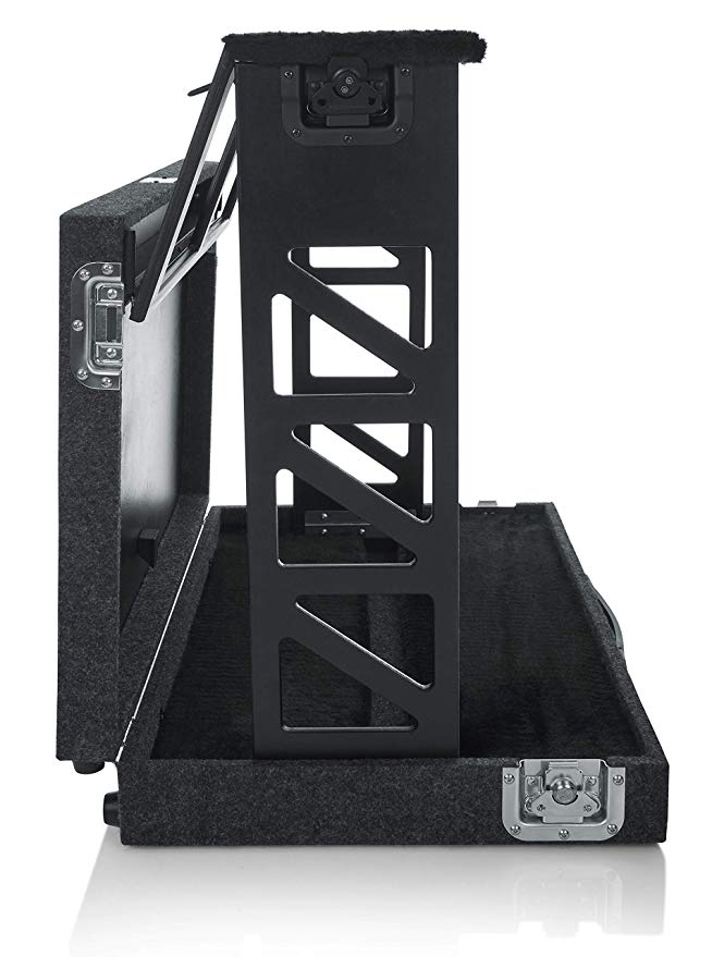 Gator ケース Compact Guitar Stand Case; Holds up to (4) Acoustic or Electric Guitars (GTRSTD4) (海外取寄せ品)