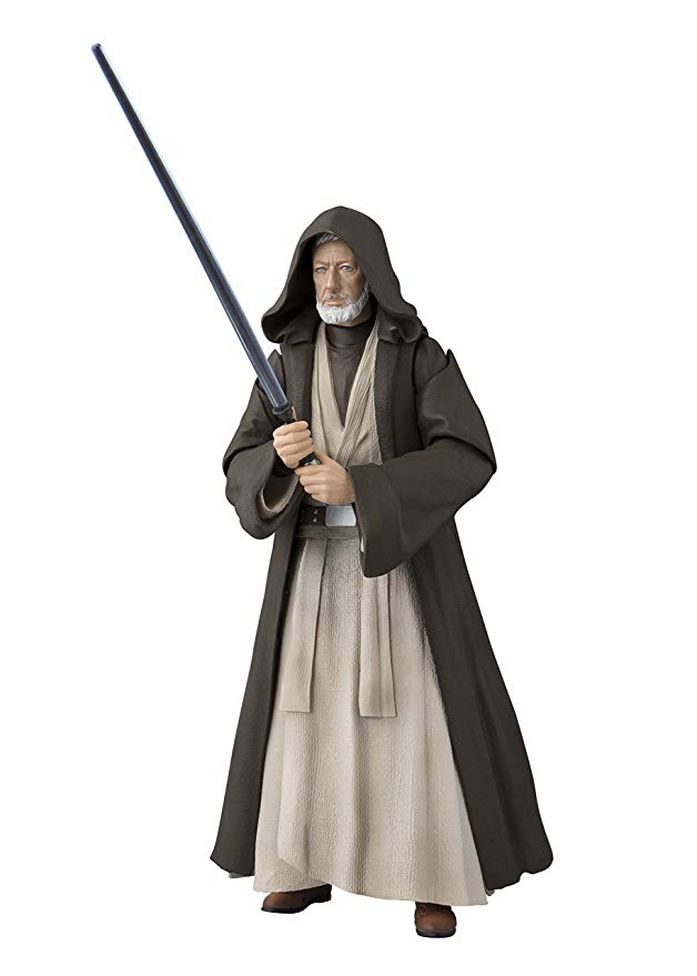 S. H. Figuarts スターウォーズ Star wars (STAR WARS) Ben ケノービ (A New Hope) Approx. 150 mm ABS & PVC ペイント movable figure Japan インポート (海外取寄せ品)