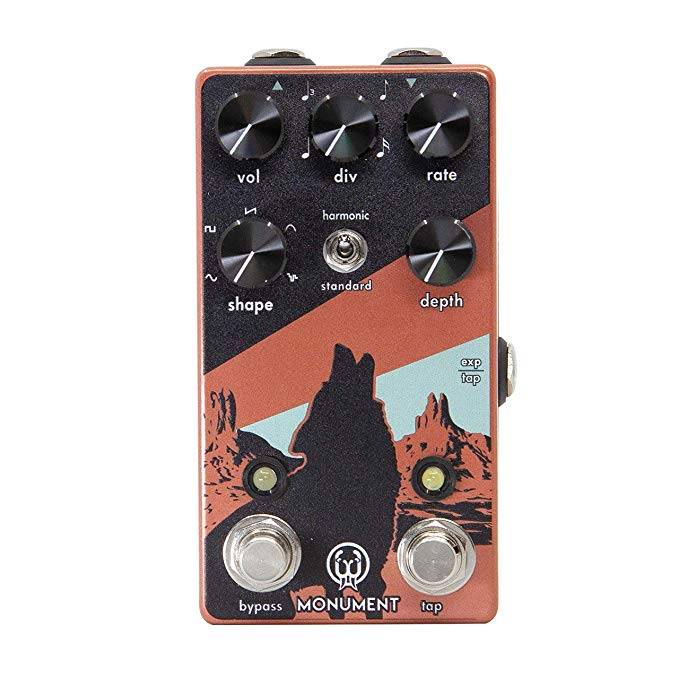 Walrus Audio Guitar Tremolo Effect Pedal (900-1037V2) (海外取寄せ品)
