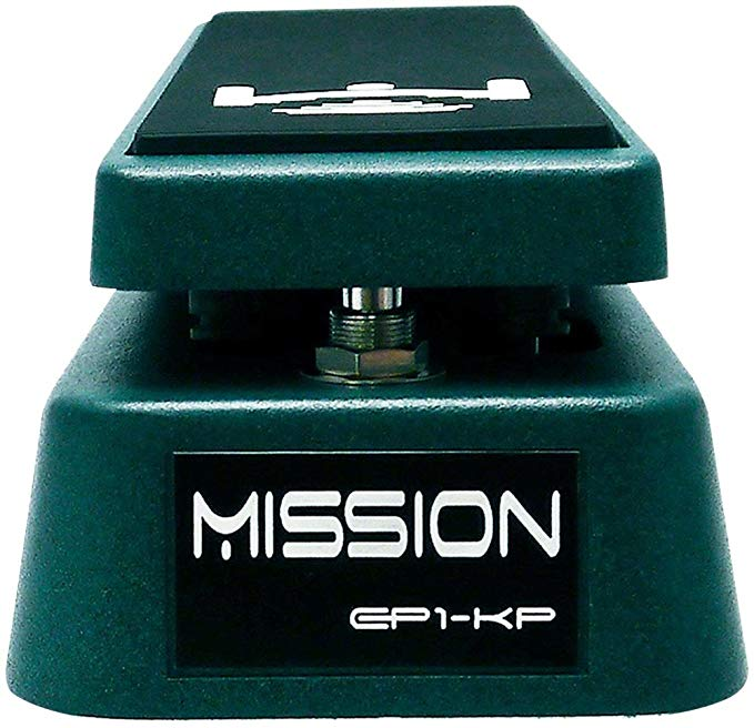 Mission Engineering Inc EP1-KP Expression Pedal for Kemper Profiling Amp - グリーン (海外取寄せ品)