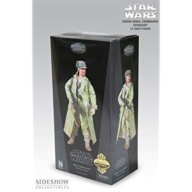 Sideshow Exclusive Militaries of スターウォーズ Star wars Imperial Sandtrooper Sergeant Sixth Scale アクション Figure (海外取寄せ品)