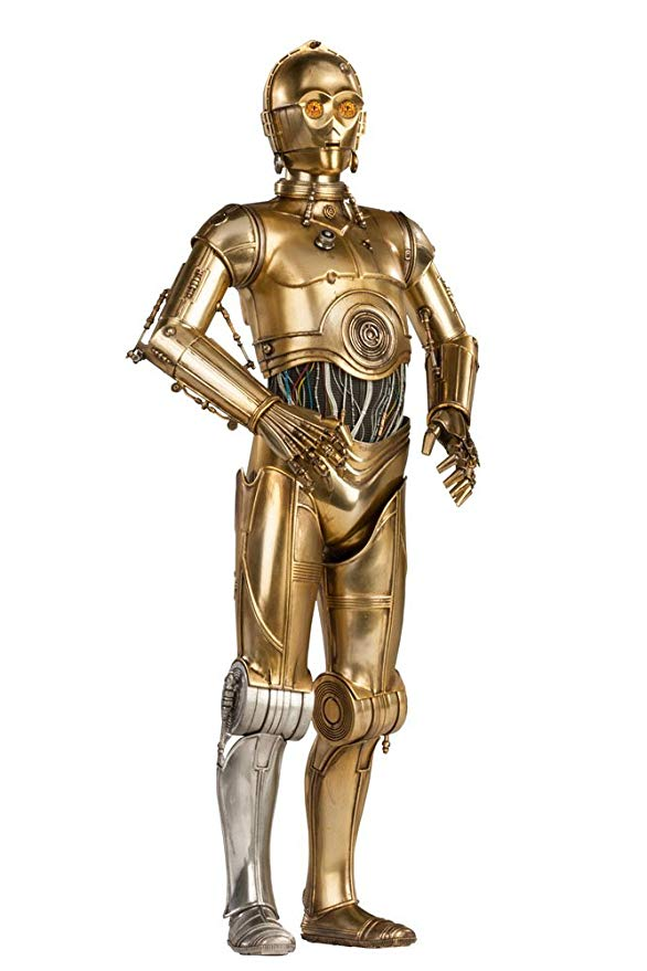 Sideshow スターウォーズ Star wars Episode IV 1:6 Scale Collectible Figure: C-3PO (海外取寄せ品)