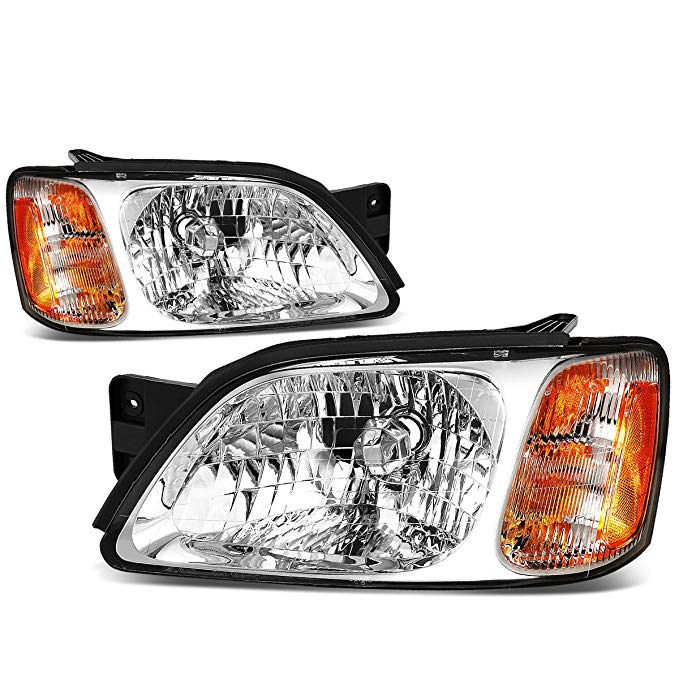 DNA MOTORING HL-OH-085-CH-AM トヨタ TOYOTA Camry Headlight Assembly ドライバー and Passenger Side (海外取寄せ品)[汎用品]