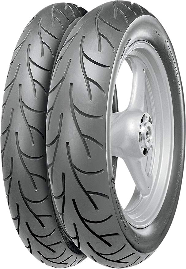 Continental Go Motorcycle Tire フロント 3.00-21 Ply TL (海外取寄せ品)