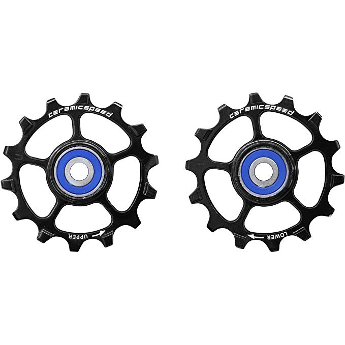 CeramicSpeed Pulley Wheel Alloy Eagle (海外取寄せ品)
