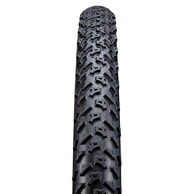 Ritchey MegaBite Cyclocross バイク Tire - 700C x 38mm, for Cyclocross, Gravel, and アドベンチャー Bikes, Tubeless レディー Clincher, Folding (海外取寄せ品)