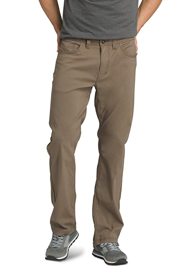 prAna - メンズ Brion Lightweight, Breathable, Wrinkle-Resistant ストレッチ パント for Hiking and エブリデイ Wear, 32