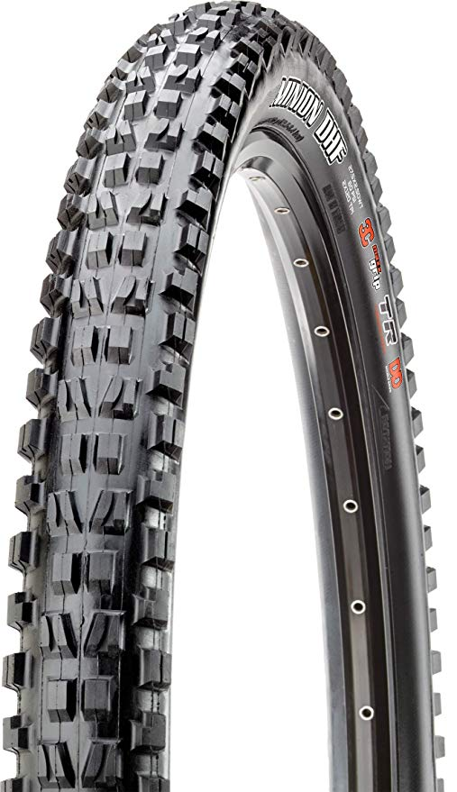 Maxxis Minion DHF ワイド トレイル 3C/EXO/TR Tire - 27.5in 3C Maxx Grip/EXO/TR, 27.5x2.5 (海外取寄せ品)